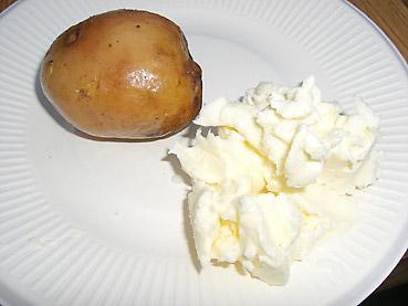 簡単手作りバターレシピ