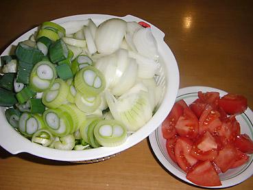 ステンレス製ダッチオーブンだからできる、一晩寝かすと美味しい欧風野菜煮込み料理「ラタトゥイユ」